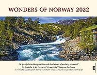 Panorama Norwegen 2022 Tischkalender: Eine Liebeserklaerung an die Schoenheit und Dramatik der norwegischen Landschaft