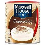 Maxwell House Café 280G Soluble Cappuccino Classique Boite