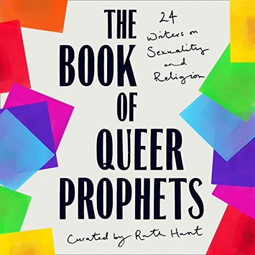 The Book of Queer Prophets audiobook cover art
