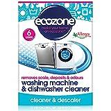 Ecozone Washing Machine & Dishwasher Descaler Tablets 6 per Pack...