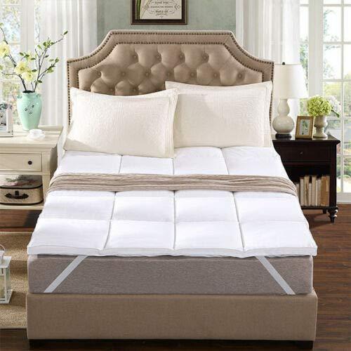 matras topper microvezel Ultra Soft Top Hotel kwaliteit luchtstroom matras