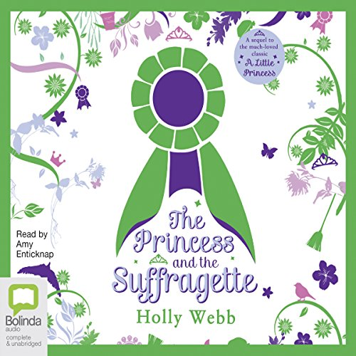 The Princess and the Suffragette cover art