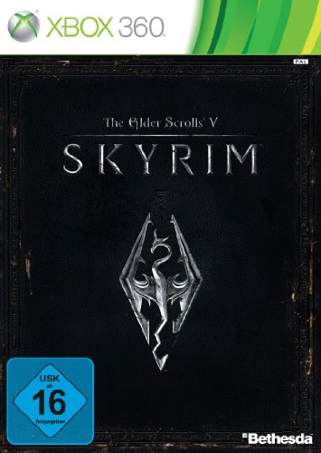 The Elder Scrolls V: Skyrim (X360, Standard-Edition) [Importación alemana]