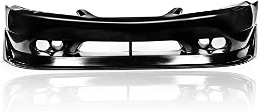 KBD Body Kits Compatible with Ford Mustang 1999-2004 Cobra R Style 1 Piece Flexfit Polyurethane Front Bumper. Extremely Durable, Easy Installation, Guaranteed Fitment, Made in the USA!