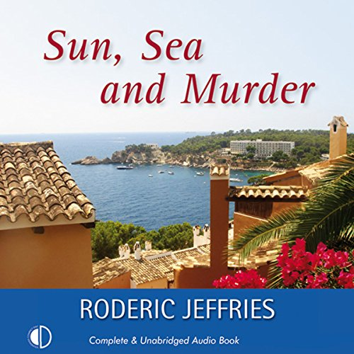 Sun, Sea and Murder audiobook cover art