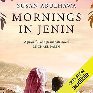 Couverture de Mornings in Jenin