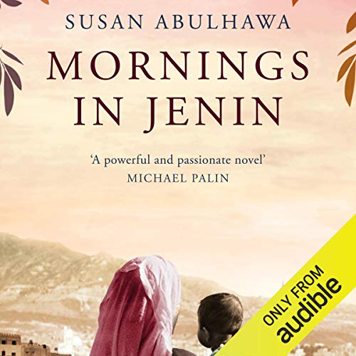 Page de couverture de Mornings in Jenin