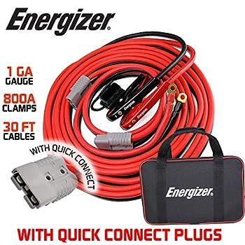 quick connect jumper cables
