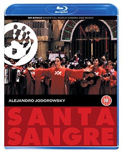 Holy Blood (1989) ( Santa Sangre ) [ Origine UK, Nessuna Lingua Italiana ] (Blu-Ray)