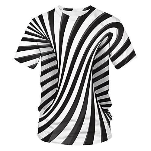 SSBZYES Camiseta para Hombre, Camiseta De Verano De Manga Corta para Hombre, Camiseta con Cuello Redondo para Hombre, Camiseta Estampada para Hombre, Camiseta De Gran Tamaño para Hombre