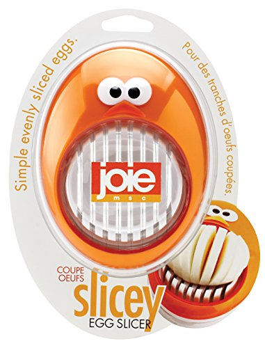 Joie Slicey - Egg Slicer, Kunststoff, 9.2 x 3 x 12.9 cm