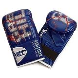 GREEN HILL GUANTILLAS DE Boxeo GUANTOS DE Saco Speed Azul (Azul, L)