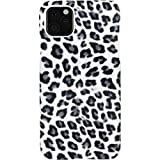 hHülle kompatibel mit iPhone 11 Pro Max Hülle – Leopard, Wildkatze, Tiermuster – Hard Hülle Handyhülle
