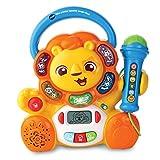 VTech - Jungle Rock - Karaoké Lion - micro pour enfant - chansons et musique pour...