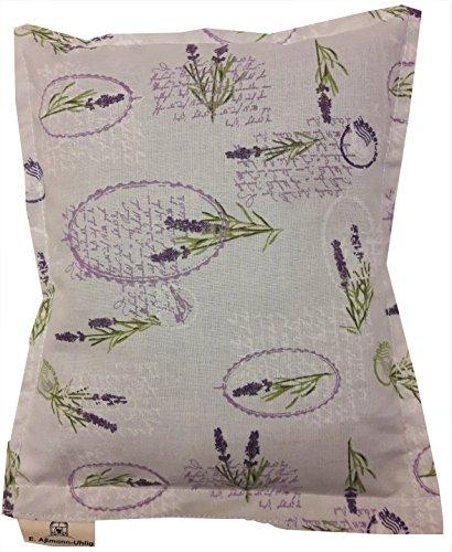 Lavendelkissen 25x20 cm original franz.Lavendel (ohne Zusatz von Duftstoffen)