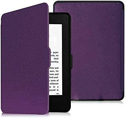Finite Fintie Slimshell Case For Kindle Paperwhite - Fits All Paperwhite Generations Prior to 2018, Not Fit All Paperwhite 10Th Gen, Violet
