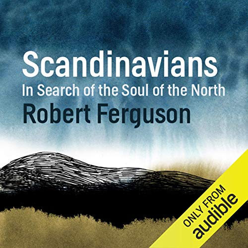 Scandinavians audiobook cover art