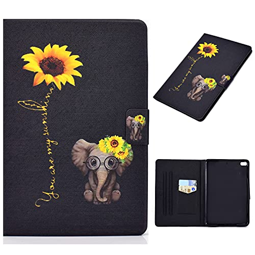 Tedtik Case for Apple iPad mini 1 2 3 4 5, Slim PU Leather Folio Stand...