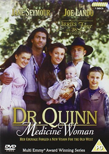 Dr. Quinn Medicine Woman - Complete Season 4 [UK Import]