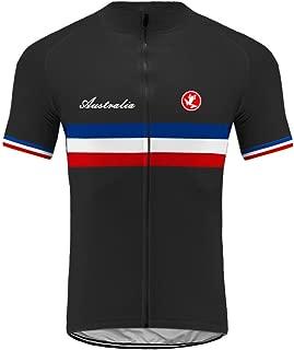 Uglyfrog Cycling Jersey Short Sleeve Men Tops Pants Set National Team G4