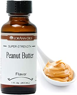 LorAnn Peanut Butter Super Strength Flavor, 1 ounce bottle