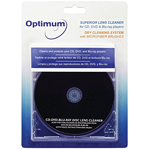 Optimum Superior Lens Cleaner (OPTCDDVDLC)...