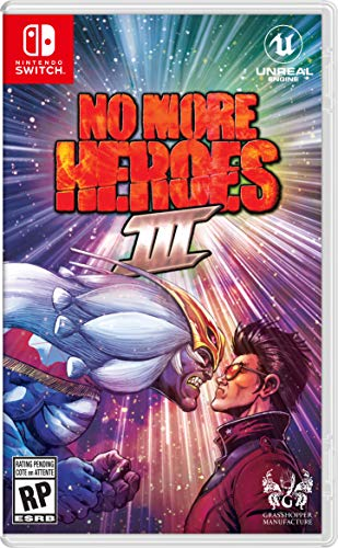 No More Heroes 3 - Nintendo Switch Standard Edition