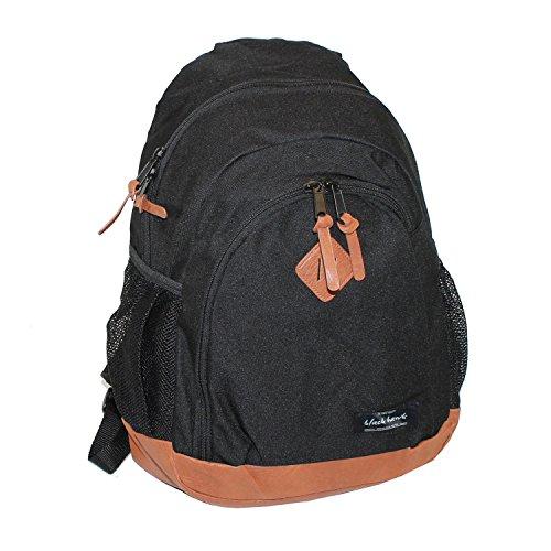 Black Hawk Großer Bodybag Eingurt-Rucksack (Schwarz)
