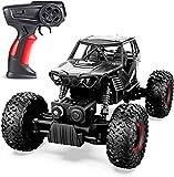 Antaprcis 1:14 Coche Teledirigido, 4WD Off-Road RC Coche, 2.4GHz Crawler de Control Remoto Juguete con 2 Baterías Recargables, Regalo para Niños