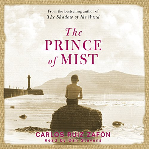 The Prince of Mist audiobook cover art