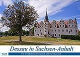 Dessau in Sachsen-Anhalt (Wandkalender 2022 DIN A2 quer)