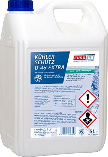 EUROLUB 836005 Kühlerschutz D-48 Extra, 5 Liter