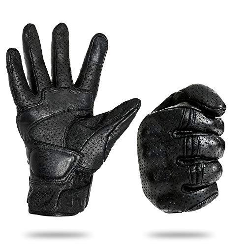 American Legend Rider Motorcycle Biker Gloves (Medium)