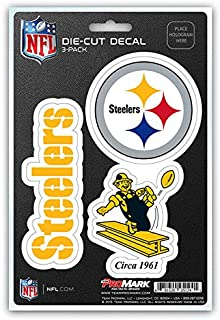 steelers hard hat stickers