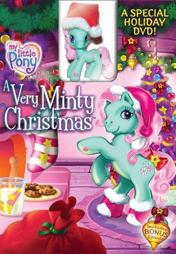 My Little Pony: A Very Minty Christmas (DVD + Toy)