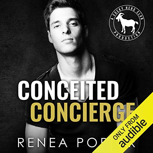 Conceited Concierge cover art