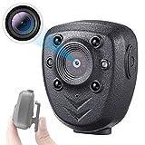 Best Body Cams - Mini Body Camera Video Recorder, HD 1080P Camera Review