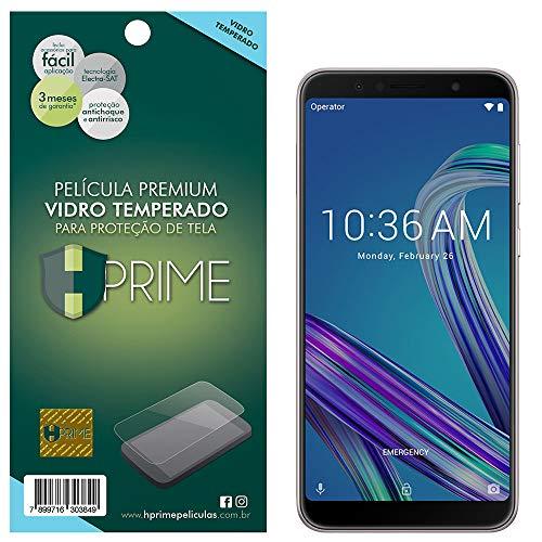 Pelicula de Vidro Temperado 9h para Asus ZenFone Max Pro (M1) ZB601KL, HPrime, Película Protetora de Tela para Celular, Transparente