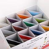 Creative Deco Acryl-Farben Set | 12 Groß 100 ml Röhren | Farbset Hergestellt in EU | Für Anfänger Studenten Künstler und Profis | Ideal für Holz Leinwand Stoff und Papier | 12 x 100 ml Tuben - 7