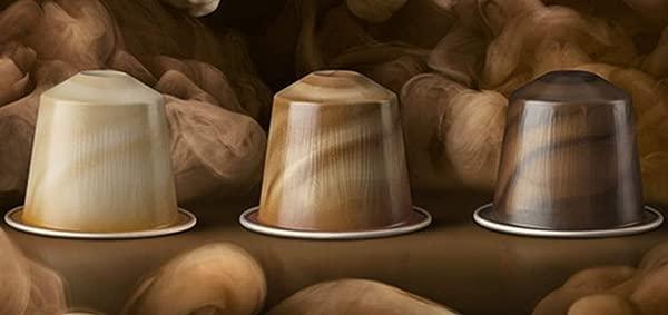 Nespresso Original Line Barista Creations Trio For A Total Of 30 Capsules