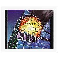 Def Leppard Pyromania デフ・レパード DIY デジタル絵画オイルハンギング絵画手作りホームウォールアート現代アートワークホームオフィス
