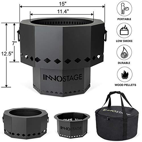 INNO STAGE F19-053AM black