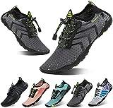 YALOX Water Shoes Men's Women's Swim Shoes Outdoor Beach Barefoot...