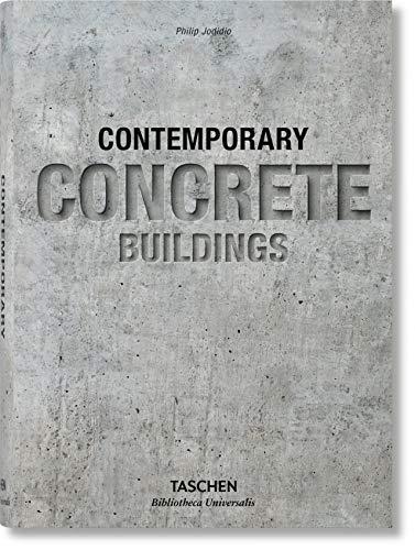 Contemporary concrete buildings. Ediz. inglese, italiana, spagnola e portoghese