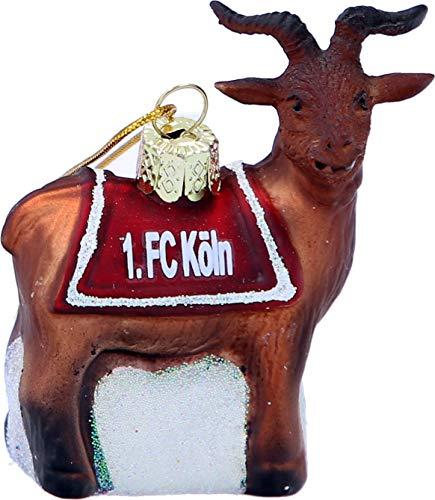 1. FC Köln Christbaumkugel/Christbaumschmuck ** Hennes ** 4080265