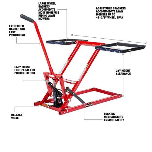 Pro-LifT T-5335A Lawn Mower Lift