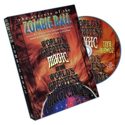 DVD The Secrets of the Zombie Ball