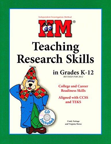 IIM: Teaching Research Skills in Grades K-12