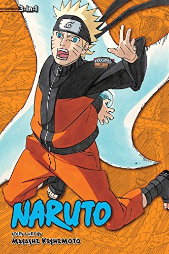 Naruto (3-in-1 Edition), Vol. 19: Includes Vols. 55, 56 & 57