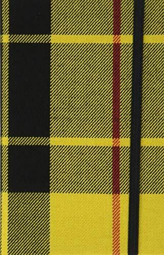 MacLeod of Lewis: Waverley Genuine Tartan Cloth Commonplace Notebook (Waverley Scotland Tartan Cloth Commonplace Notebooks/Gift/stationery/plaid)